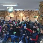 العطلة الانتصافية وأنشطة متنوعة في ثقافي حمص ………بقلم سلوى الديب