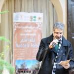 تيوت أرض الخصب والنماء تحضن ليلة الشعر التاسعة لجسور الإبداع بجنوب المغرب . مراسلة يونس العلوي