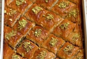 حلوياتي الرمضانيه من مطبخ الست عسليه للوصفات الشهية..