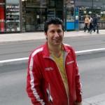 """يعتبر الفنان """"ريزان سعيد"""": وصوله للعالمية كان نجاحاً ذاتياً وثقةً بالنفس – مشاركة: محمد خلو"""