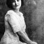 من هي .. ريحانة الشرق # مي_ زيادة ( 1886م ـ 1941م) – المهندس:جورج فارس رباحية
