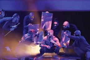تمثل فرقة مسرح الشارقة الوطني دولة الإمارات في الدورة (20) من أيام قرطاج المسرحية التي تنظمها وزارة الثقافة التونسية، بمسرحية «المجنون» .