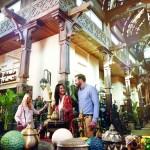معالم سياحية وتراثية.. في أسواق دبي الشعبية..و تعرف أيضاً دبي بمولاتها ومراكزها التجارية ..   ــ lahv;m: لؤي عبدالله / دبي