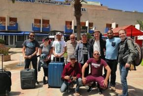 كتب من المغرب الزميل يونس العلوي  Youness EL Alaoui ..يودعون الآن تالكيتارت وكلهم أمل للعودة في الدورة المقبلة.