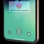 تكشف الترقية الكبيرة القادمة لهواتف آيفون ..براءة اختراع جديدة تقدمت بها آبل تكشف عن طموحاتها في إعادة قارئ البصمة (تاتش آي دي) مجددا إلى هواتف آيفون.