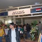 يوم قدم لكم معرض للتعريف بجامعات أوروبا..- مشاركة: خالد جطل