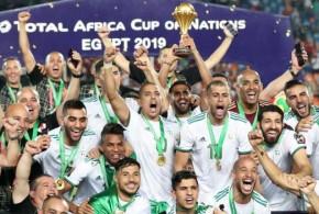 تتوج الجزائر بلقب بطولة كأس الأمم الافريقية.. بعد فوزها على السنغال 1-0