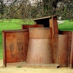 الفنان البريطاني أنطوني كارو .. نحات العوارض ..توفي عن عمر الـ 89 عاما إثر سكتة قلبية ..