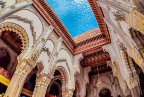 يقدم الزميل المغربي #يوسف_ الخرشوفي..صوراً عن #ماروك_ الحضر.وهو حدث فني وديني يحمل جذورها من طقوس الصوفية ..