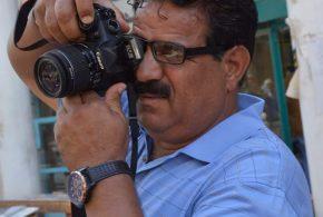 تابعوا معنا حوار الصحفي#علي_ صحن_ عبد العزيز..مع المصور الضوئي العراقي#محمود_ المعموري ..